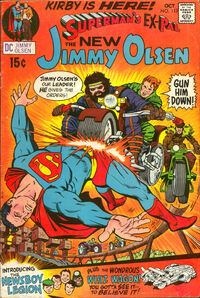 Supermans Pal Jimmy Olsen 133