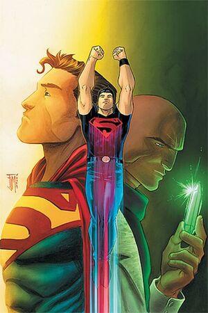 Adventure Comics 1