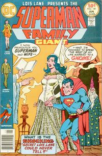 Superman Family 181