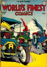 World's Finest Comics 050