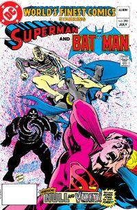World's Finest Comics 293