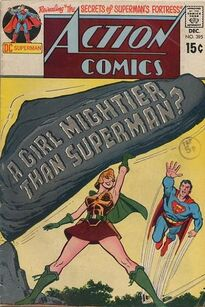 Action Comics Issue 395
