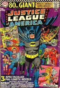 Justice League of America Vol 1 48