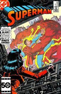Superman Vol 1 409