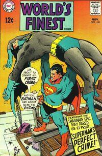 World's Finest Comics 180