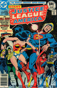 Justice League of America 143 June 1977