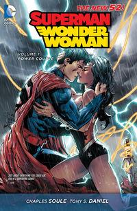 Superman-Wonder Woman TPB 01 Power Couple
