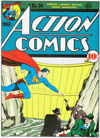 Action Comics Issue 34