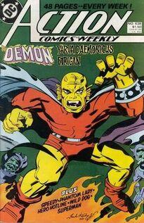 Action Comics Weekly 638
