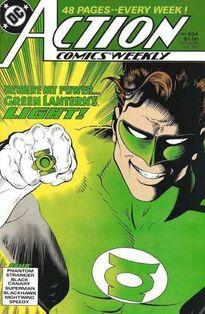 Action Comics Weekly 634