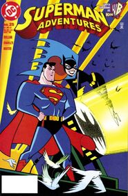 Superman Adventures 25