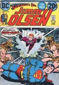 Supermans Pal Jimmy Olsen 158
