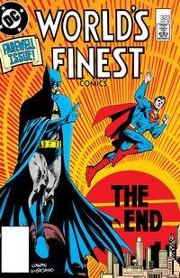 World's Finest Comics 323