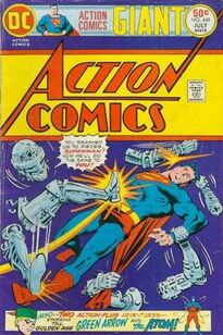 Action Comics Issue 449