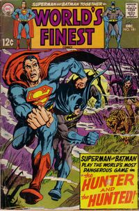 World's Finest Comics 181