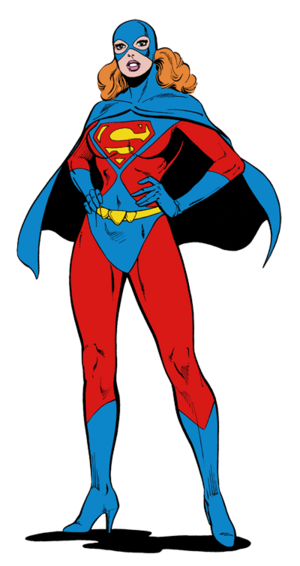 Superwoman-kristenwells