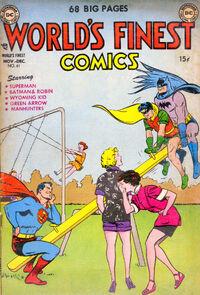 World's Finest Comics 061