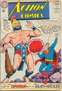 Action Comics Issue 308