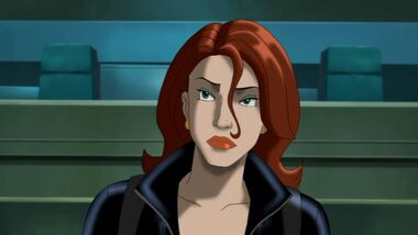Black Widow (Ultimate Avengers 2)