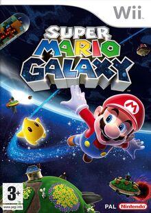Mario Galaxy USA