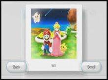 Mario's Picture