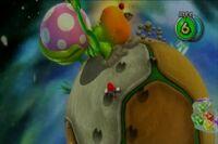 W1g01s01 Mario and Peewee Piranha fighting
