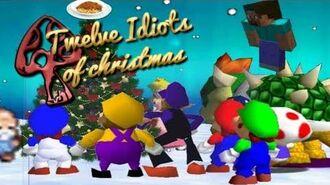 Christmas 2013 The 12 idiots of christmas