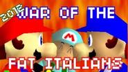 Mario vs Smg4 again