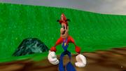 Flattened Mario 1