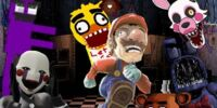 Retarded64: Return to Freddy's Spaghetteria