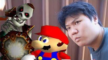 Mario In real life Mario Monster Mash (700k Special!)