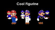 Cool Figurine Mario