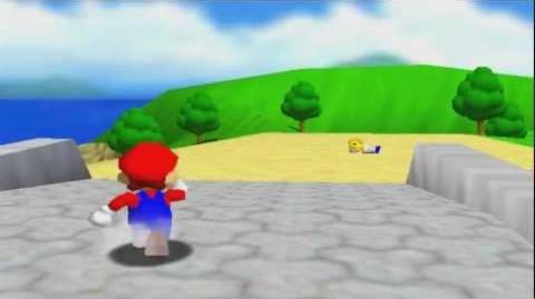 Super mario 64 bloopers the imposter