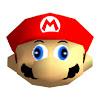Mario PP transparent