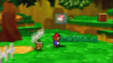 Paper Mario - N64 Gameplay