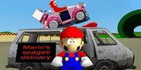 Retarded64: Mario's Spageti Delivary