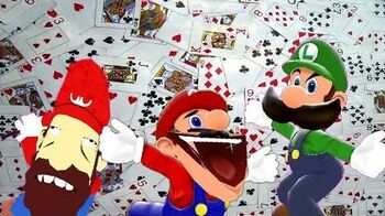 SM64 bloopers Casino, Cards and Chaos