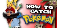 Super Mario Guides: HOW TO CATCH POKEMON