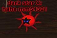 Darkstar x cameo111