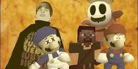 Super Minecraft 64 Bloopers: Legend of Steve/Transcript