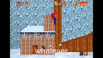 Super mario 64 bloopers mission for peach