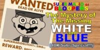 The Mystery of the Missing White and Blue (40,000 subs special)/Transcript