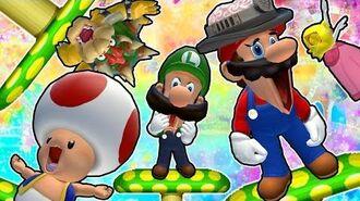 Marioception