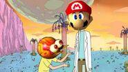 Mario and a Scuttlebug