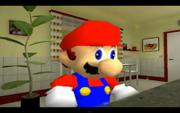 Mario make spaghetti