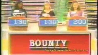 Supermarket Sweep - (Mother-Daughter) Kim & Shawna vs. Patty & Melissa vs