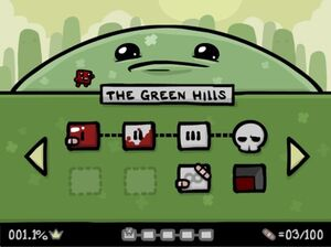 Super-meat-boy-green-hills