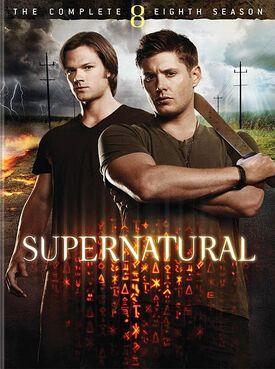 Spn season 8 poster
