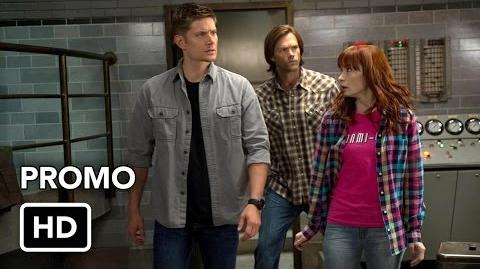 "Supernatural 9x04 Promo ""Slumber Party"" (HD) ft"
