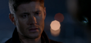 Dean's expression while telling he's poison 1